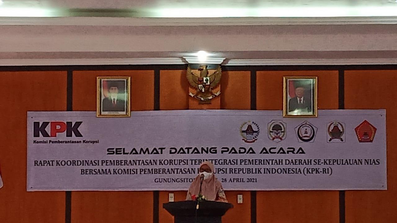 Sambutan Sekretaris Daerah Provinsi Sumatera Utara